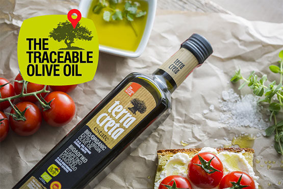 Traceable Terra Creta Olive Oil